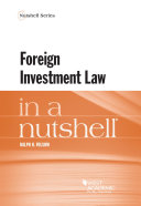Foreign Investment Law in a Nutshell