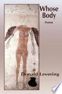 Free Whose Body Book