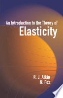 An Introduction to the Theory of Elasticity