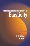 An Introduction to the Theory of Elasticity [Pdf/ePub] eBook