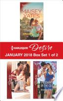 Harlequin Desire January 2018 Box Set 1 Of 2