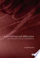 A World Beyond Difference