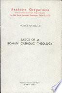 Basics of a Roman Catholic Theology