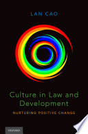 Culture In Law And Development