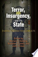 Terror  Insurgency  and the State