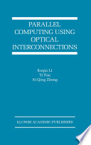 Parallel Computing Using Optical Interconnections Book PDF