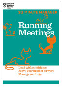 Running Meetings