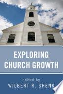 Exploring Church Growth Book PDF