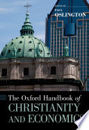 The Oxford Handbook of Christianity and Economics