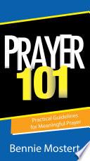 Prayer 101 Ebook