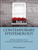 Contemporary Epistemology Pdf/ePub eBook