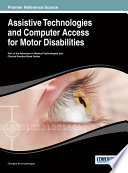 Assistive Technologies and Computer Access for Motor Disabilities