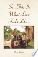 So    This Is What Love Feels Like    Book PDF