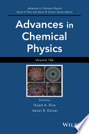Advances In Chemical Physics Book PDF