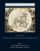 The History of Cartography  Volume 4