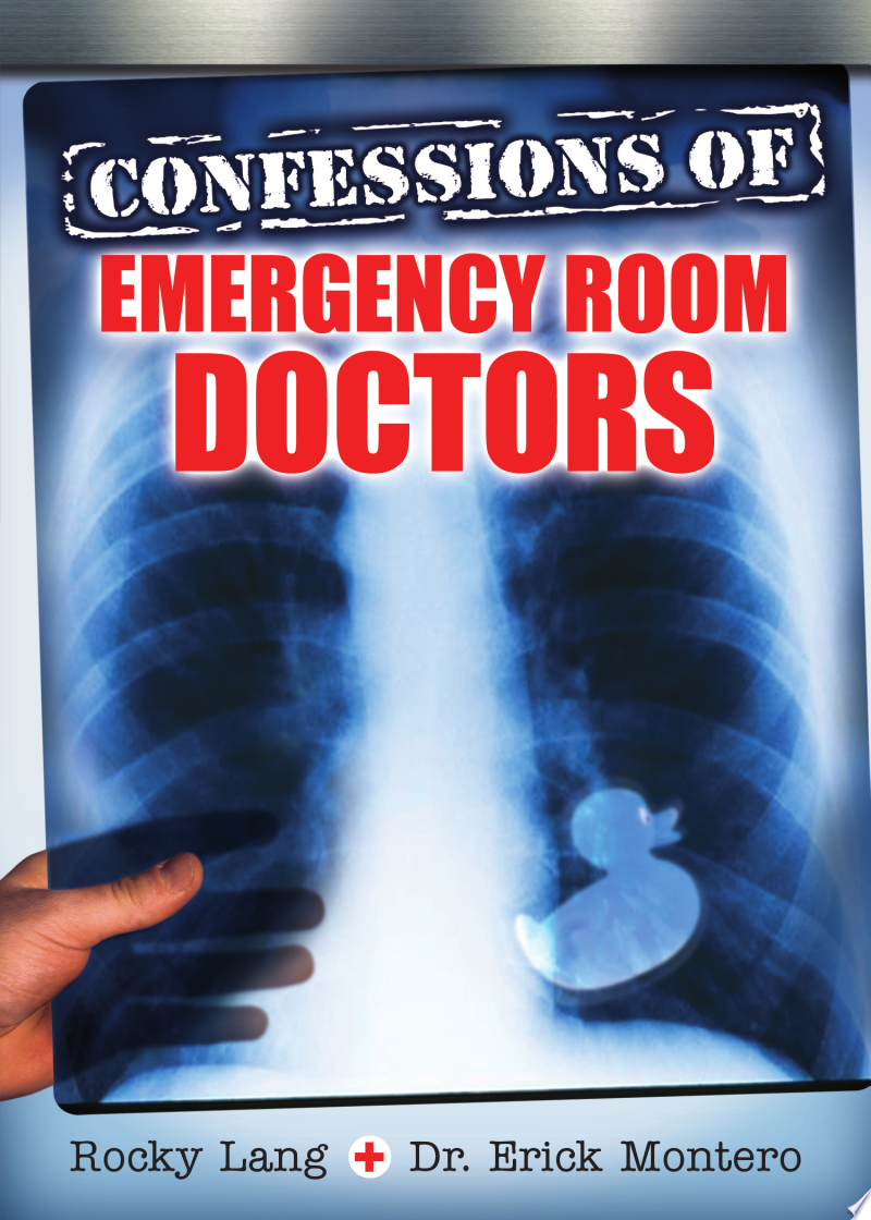Confessions of Emergency Room Doctors poster
