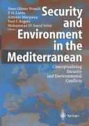 Security and Environment in the Mediterranean [Pdf/ePub] eBook