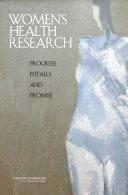 Women's Health Research Pdf/ePub eBook