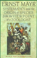 Systematics and the Origin of Species, from the Viewpoint of a Zoologist