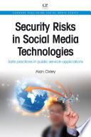 Security Risks in Social Media Technologies