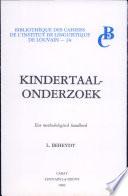 Kindertaalonderzoek