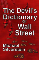 The Devil s Dictionary of Wall Street