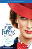 Mary Poppins Returns Deluxe Novelization Book
