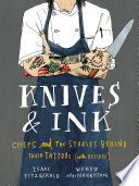 Knives   Ink Book