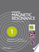 Modern Magnetic Resonance Book PDF