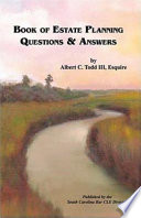 Book of Estate Planning Questions and Answers