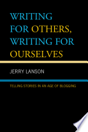 WRITING FOR OTHERS WRITING FORPB