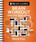 Brain Games Brain Workout Word Fun