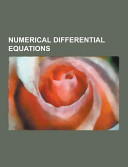Numerical Differential Equations
