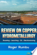 Review on Copper Hydrometallurgy Book