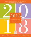 Un Ao Lleno de Gracia 2018/ A Book of Grace-Filled Days 2018