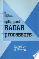 Optimised Radar Processors