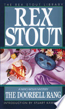 The Doorbell Rang Rex Stout Cover