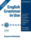 English Grammar in Use Silver Hardback with Answers and CD-ROM