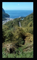 Touring St. Lucia the Green Pearl Island