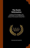 The Dutch Reformation