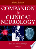 Companion to Clinical Neurology Book