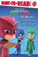 Pdf PJ Masks Save the Library!