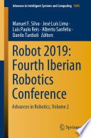 Robot 2019  Fourth Iberian Robotics Conference