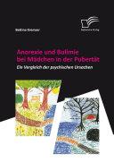 Anorexie und Bulimie bei Mädchen in der Pubertät
