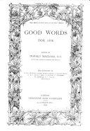 Good Words and Sunday Magazine