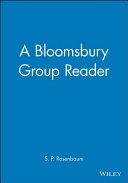 A Bloomsbury Group Reader