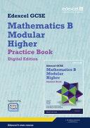 Edexcel GCSE Mathematics B Modular Higher