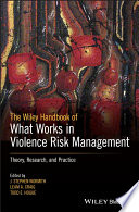 The Wiley Handbook of What Works in Violence Risk Management