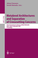 Meta-level Architectures and Reflection