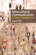 Intercultural Communication [Pdf/ePub] eBook